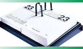 Acesse aqui e veja as datas de entregas das Declarações (Federal – Estadual e Trabalhista)